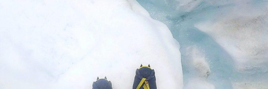 Kayak, Ice und Dosenbier